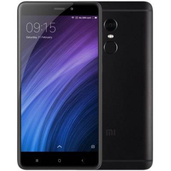 Xiaomi Redmi Note 4 16Gb Black 1