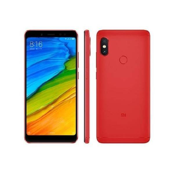 Xiaomi Redmi Note 5 4Gb / 64Gb Red Красный 4