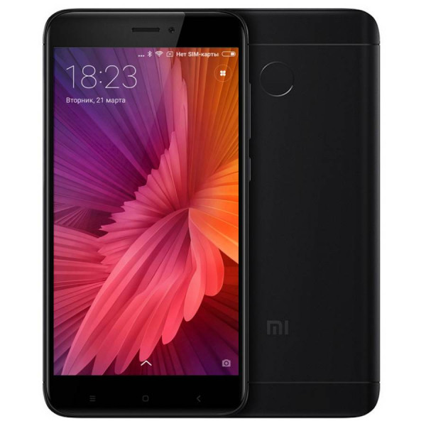 Xiaomi Redmi 4X 3Gb / 32Gb Black 1