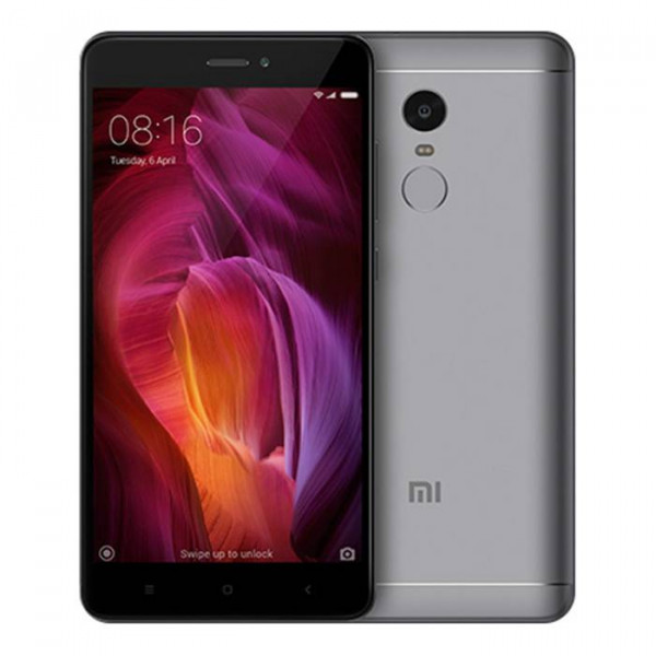 Xiaomi Redmi Note 4X 3Gb / 16Gb Gray 1
