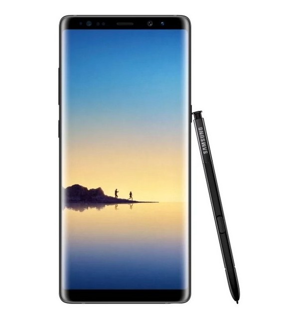 Samsung Galaxy Note 8 64Gb Black 1