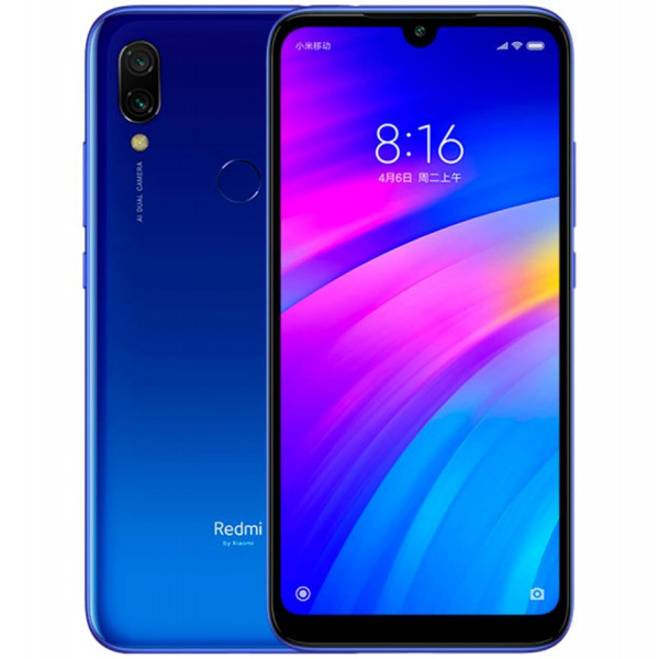 Xiaomi Redmi 7 2Gb / 16Gb Blue Синий 1