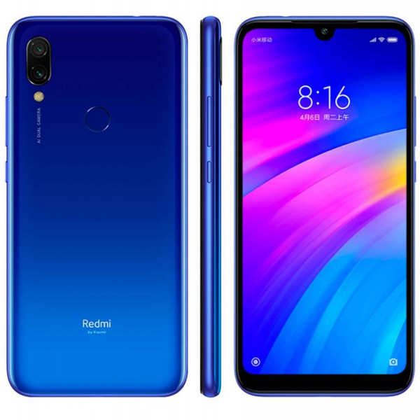 Xiaomi Redmi 7 2Gb / 16Gb Blue Синий 2