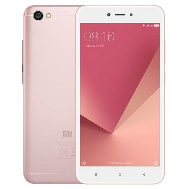 Xiaomi Redmi Note 5A 32Gb Pink 1