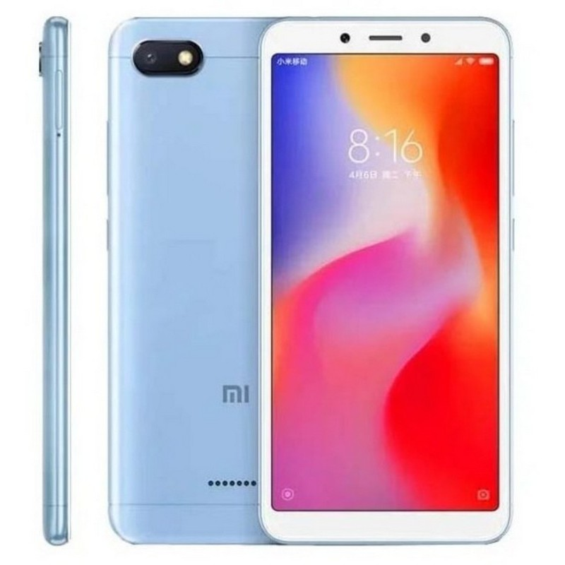 Xiaomi Redmi 6a 2Gb / 16Gb Blue 1