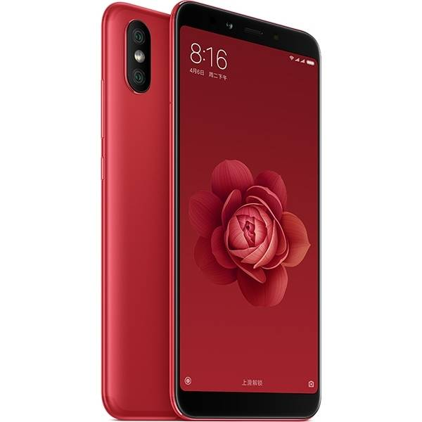 Xiaomi Redmi Note 5 4Gb / 64Gb Red Красный 3