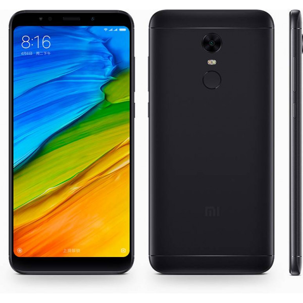 Xiaomi Redmi 5 Plus 3Gb / 32Gb Black 3