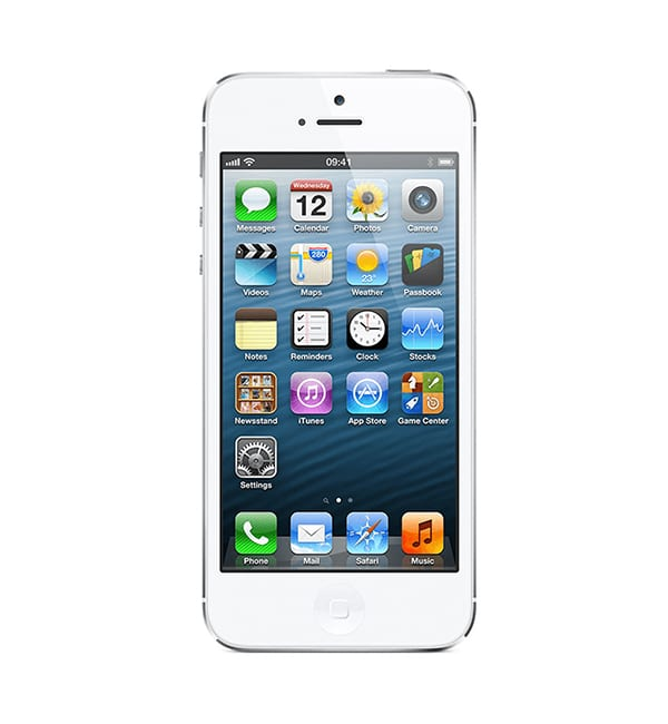 iPhone 5 16GB Black / Черный 4