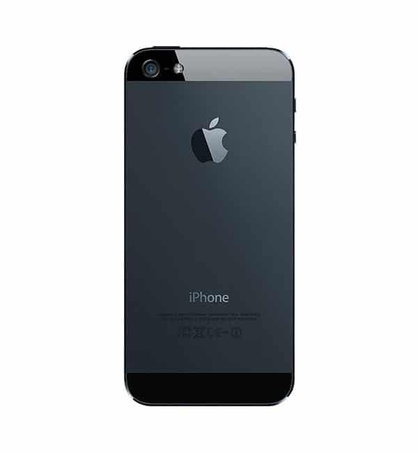 iPhone 5 64GB Black / Черный 2