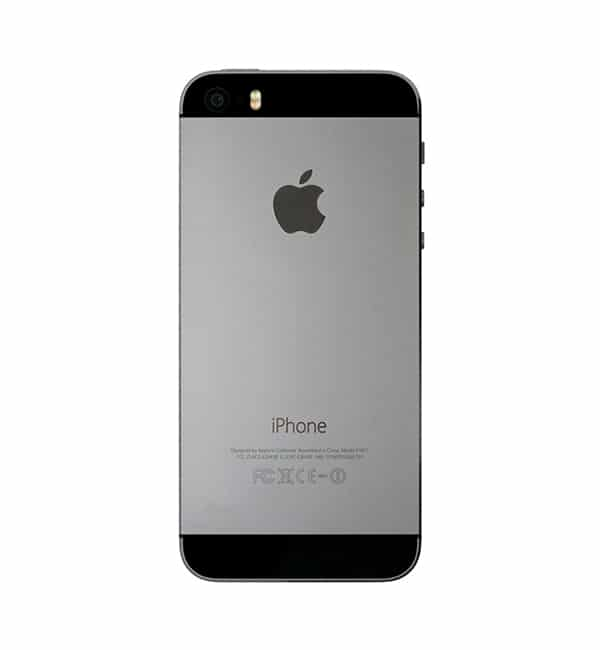 iPhone 5s 64GB Space Gray / Серый космос 2