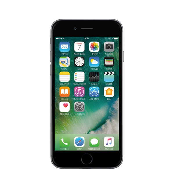 iPhone 6S 128GB Space Gray / Серый космос 2