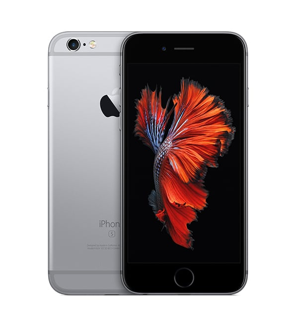 iPhone 6S 16GB Space gray / Серый космос 5