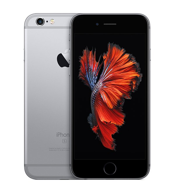 iPhone 6S 64GB Space Gray / Серый космос 1