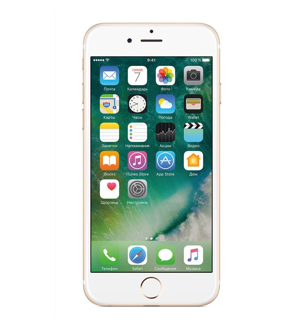 iPhone 6S Plus 32GB Gold / Золотой 2