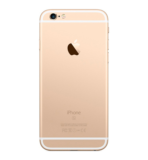 iPhone 6S Plus 32GB Gold / Золотой 4
