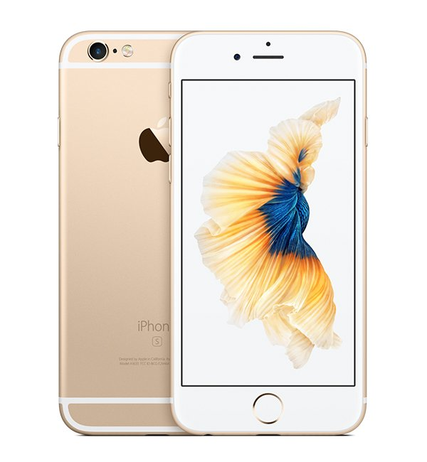 iPhone 6S Plus 32GB Gold / Золотой 1