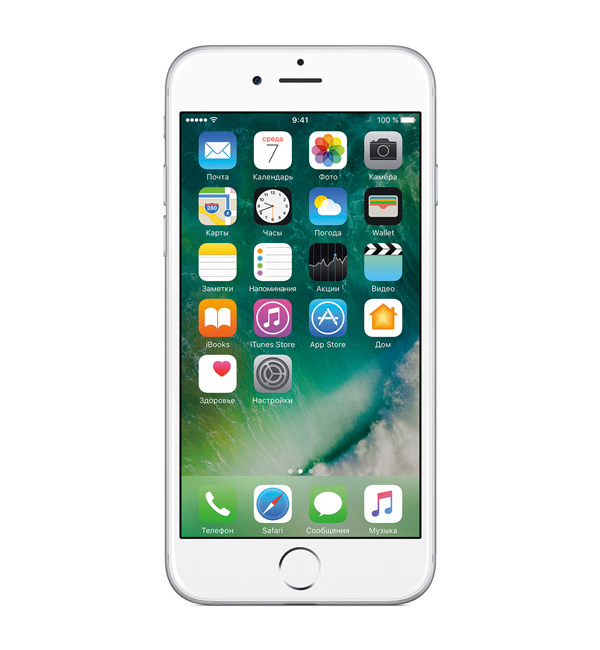 iPhone 6S Plus 32GB Silver / Серебристый 2