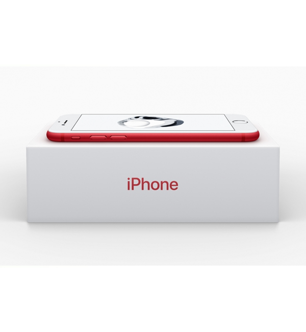 iPhone 7 128GB Product red / Красный 3