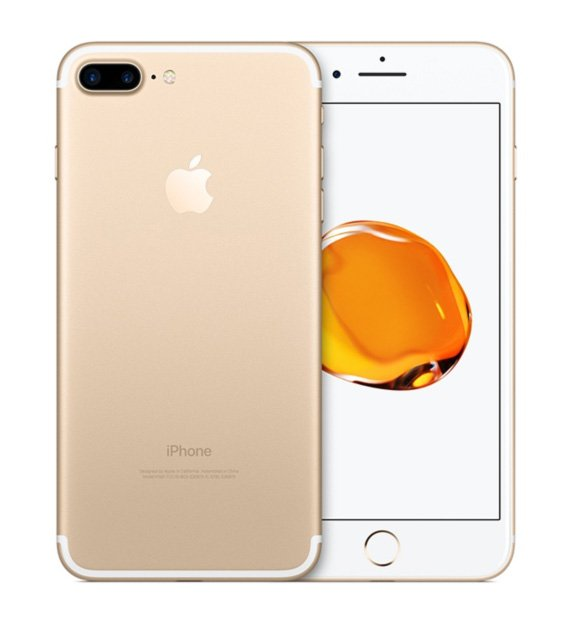 iPhone 7 Plus 32GB Gold / Золотой 1