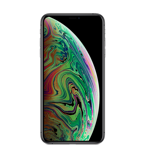 iPhone XS MAX 64GB Space Gray / Серый космос 1