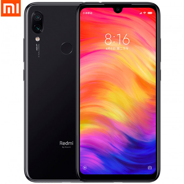 Xiaomi Redmi Note 7 3Gb / 32Gb Black Черный 1