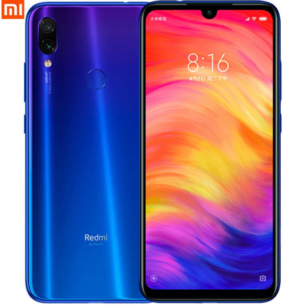 Xiaomi Redmi Note 7 3Gb / 32Gb Blue Синий 1