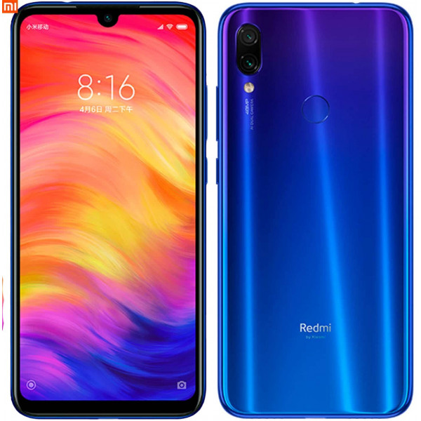 Xiaomi Redmi Note 7 3Gb / 32Gb Blue Синий 4