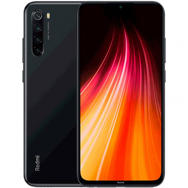 Xiaomi Redmi Note 8 4Gb / 128Gb Space Black Черный 1