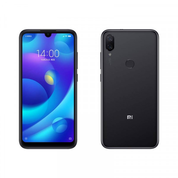 Xiaomi Mi Play 4Gb / 64Gb Black Черный 4