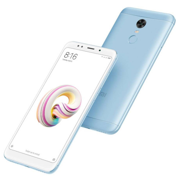 Xiaomi Redmi 5 Plus 3Gb / 32Gb Blue 5