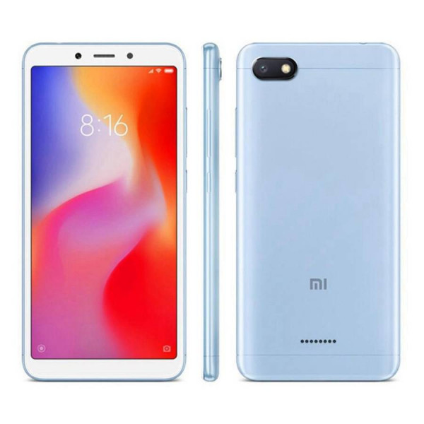 Xiaomi Redmi 6A 2Gb / 32Gb Blue 3