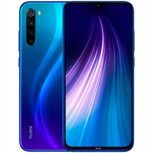 Xiaomi Redmi Note 8 6Gb / 128Gb Neptune Blue Синий 1